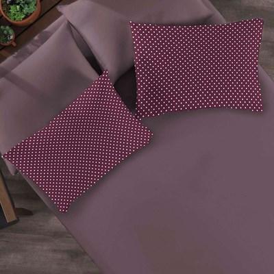 Jogo de lençol Solteiro Malha 100%Algodão 2Pçs CasaElegance