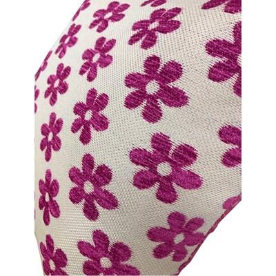 Kit 2 Capa de Almofada 0,45x0,45cm Flowers Casa da Sogra