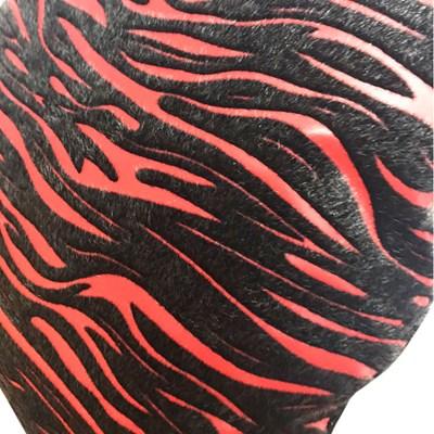 Kit 2 Capa de Almofada 0,45x0,45cm Zebra Casa da Sogra