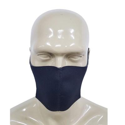 Kit Com 6 Máscaras de Proteção Neopreme Anatômica Lavável