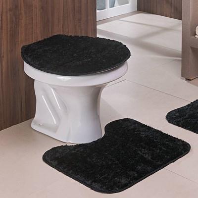 Kit Tapete de Banheiro 3 Peças Classic Charme