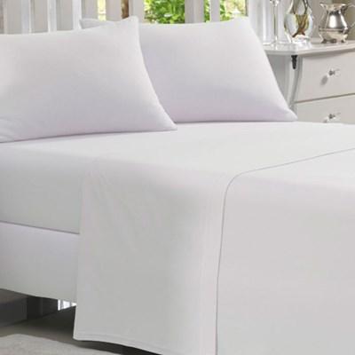Lençol Avulso King S/ Elástico  200 FIOS – 100% Algodão Premium.