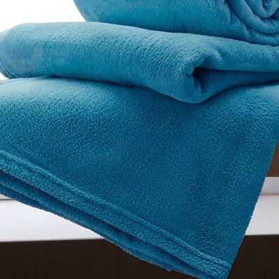 Manta Cobertor Queen 100% Microfibra Flannel Camesa