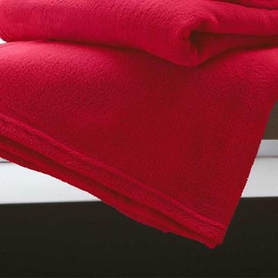 Manta De Microfibra Flannel Casal Soft Lisa
