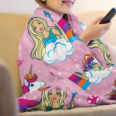 Manta Fleece Infantil Estampada Lepper