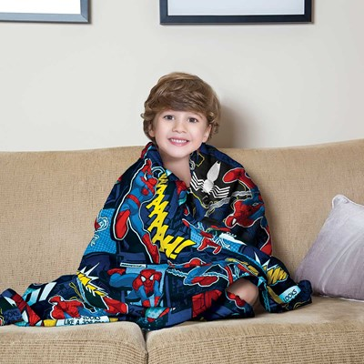 Manta Fleece Infantil Estampada Lepper