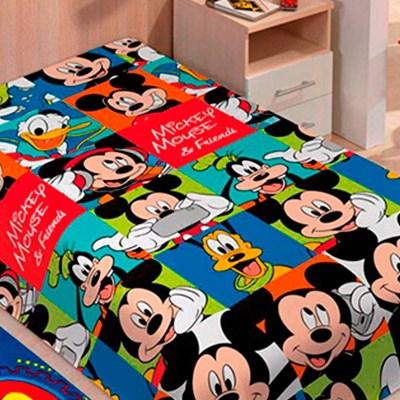 Manta Mickey Friends Soft Jolitex 1,50 x 2,00m