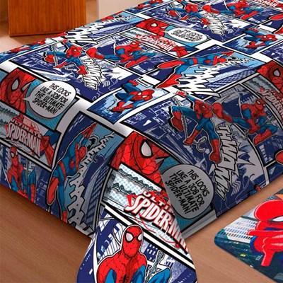 Manta Spider Man Soft Jolitex 1,50 x 2,00m