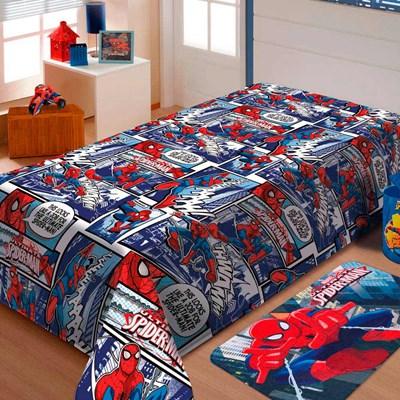 Manta Spider Man Soft Jolitex 1,50 x 2,20m