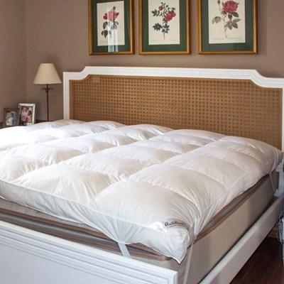 Pillow Top Casal Pluma Touch Artelassê