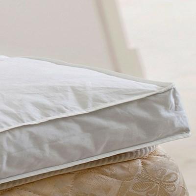 Pillow Top Fiber Ball King Plooma Fibra