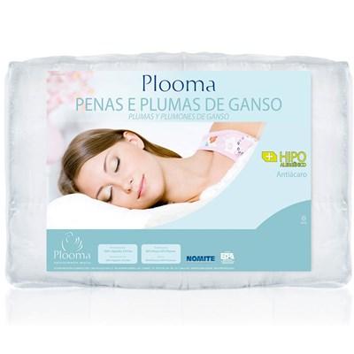 Pillow Top Solteiro Penas e Plumas de Ganso Plooma