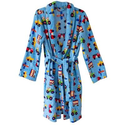 "Roupão Microfibra Infantil Fleece Camesa ""G"""