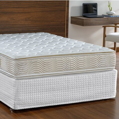 Saia Box para Cama Queen  Probox Max Pastilha