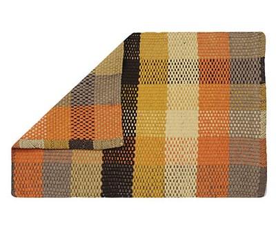 Tapete de Cozinha Casa Elegance Marfim 100% Algodao 50cm x 80cm
