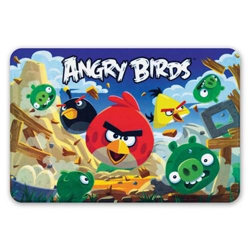 Tapete Jolitex 050 x 75cm Angry Birds em Ação