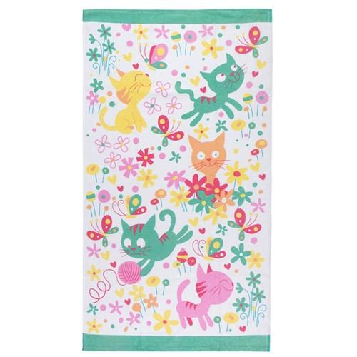 Toalha de Banho Felpuda Infantil Candy Teka