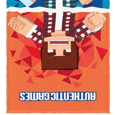 Toalha de Banho Infantil Felpuda Authentic Games Lepper 01