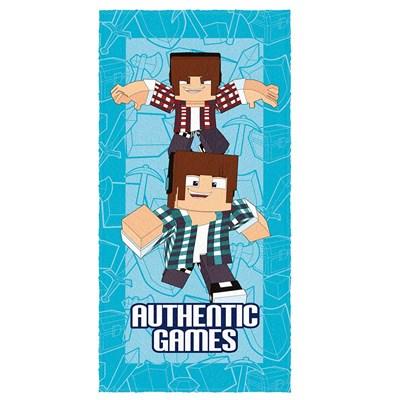 Toalha de Banho Infantil Felpuda Authentic Games Lepper 04