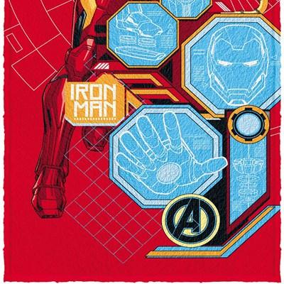 Toalha de Banho Infantil Felpuda Avengers Lepper 03