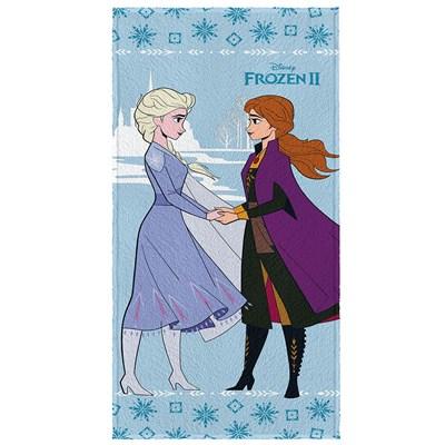 Toalha de Banho Infantil Felpuda Frozen II Lepper