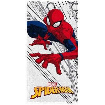 Toalha de Banho Infantil Felpuda H.Aranha Spider Lepper 04