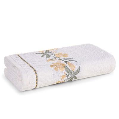 Toalha de Banho Karsten Fio Cardado Caren