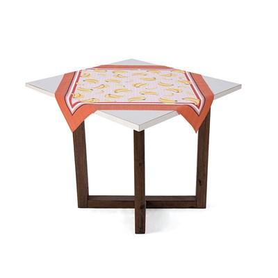 Toalha de mesa Quadrada de Chá Karsten