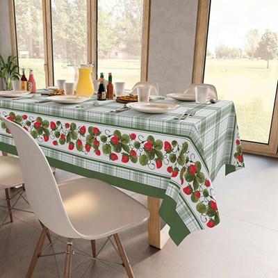 Toalha de Mesa Teka Retangular 1,40m x 2,10m Basic Teka