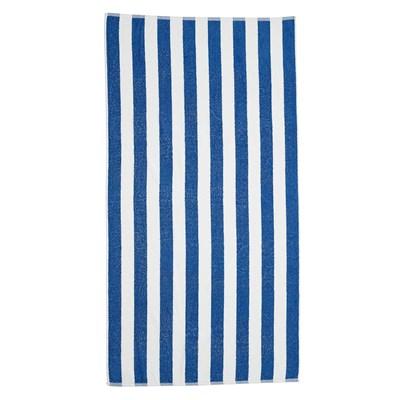 Toalha de Praia e Piscina 100% Algodão Stripes Listrada Santista