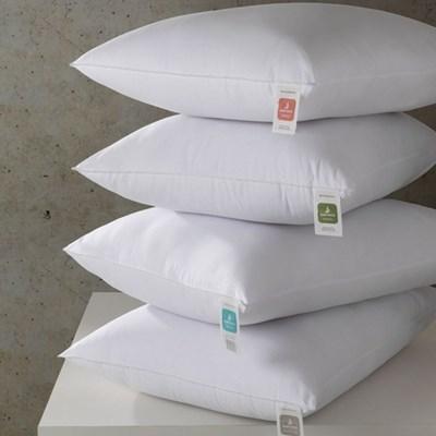 Travesseiro Extra Firme para Quem Dorme de Lado Santista