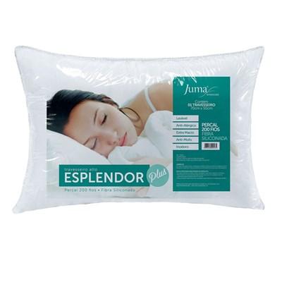 Travesseiro Fibra Siliconada Esplendor Juma