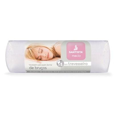 Travesseiro Macio para Quem Dorme de Bruço Santista